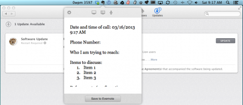 Going Paperless: Evernote + TextExpander = Productivity