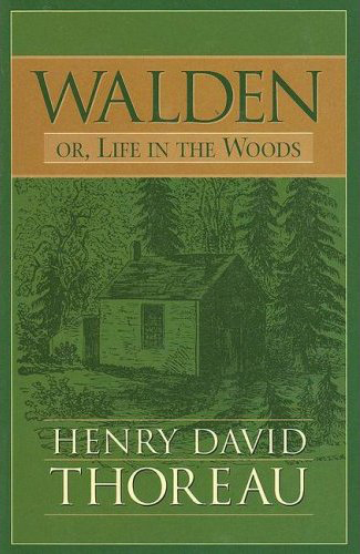 Image result for henry david thoreau walden