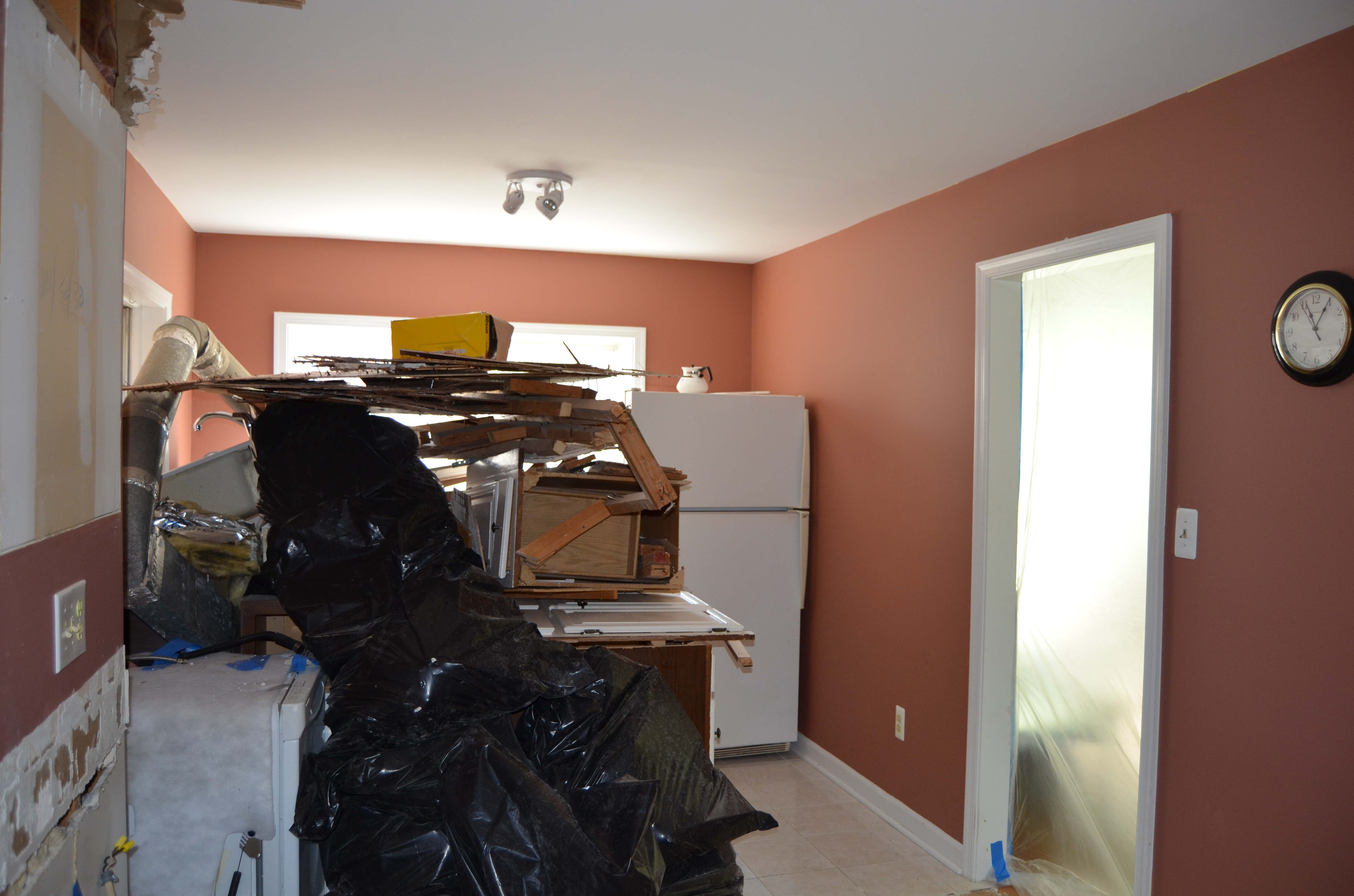 Remodel Kitchen Or Move